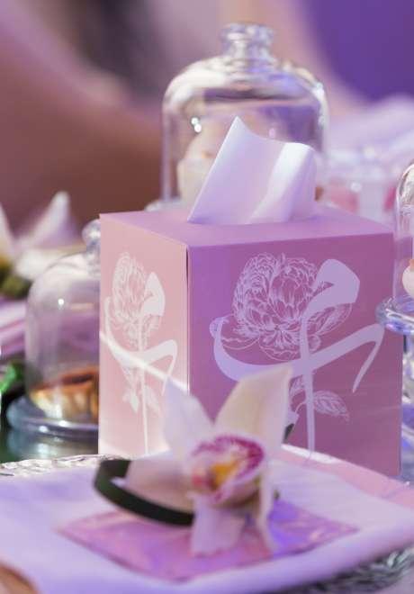 A Whimsical Purple Wedding in Qatar