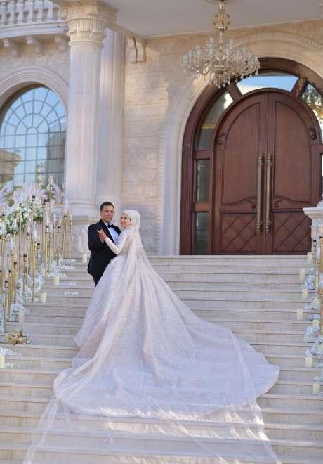A Regal Wedding in Lebanon