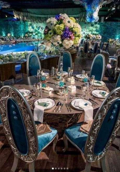 Sheikha Shua'a Bint Badr Al Thani's Wedding in Qatar