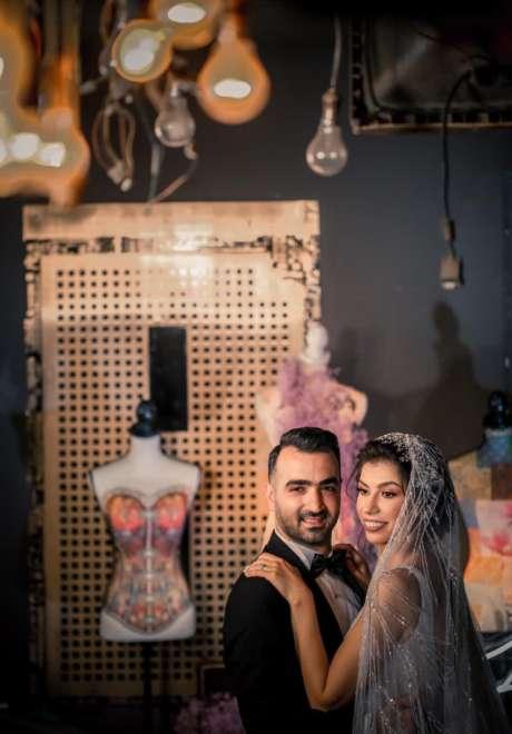 A Nostalgic and Modern Wedding in Lebanon