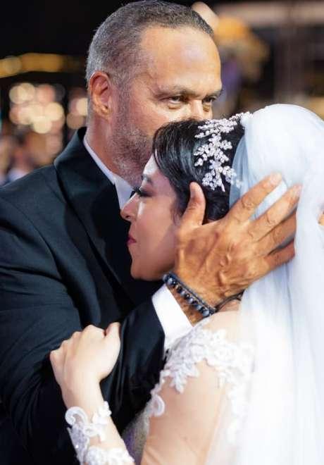 A Starlit Night Wedding in Egypt