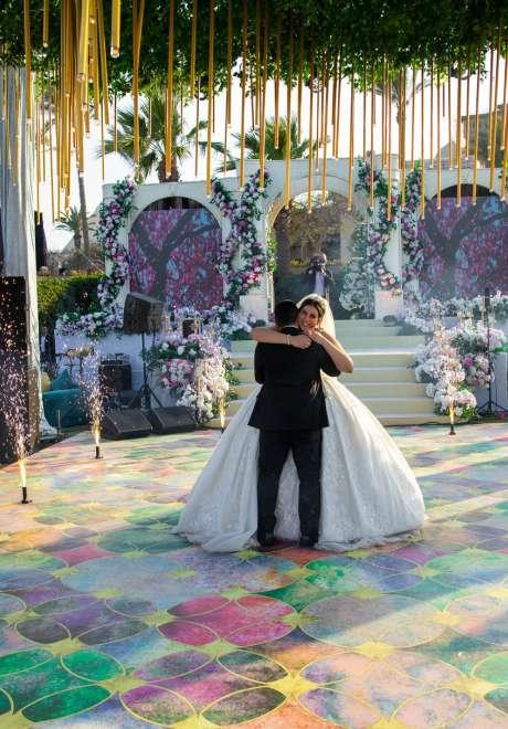 حفل زفاف حالم في مصر
