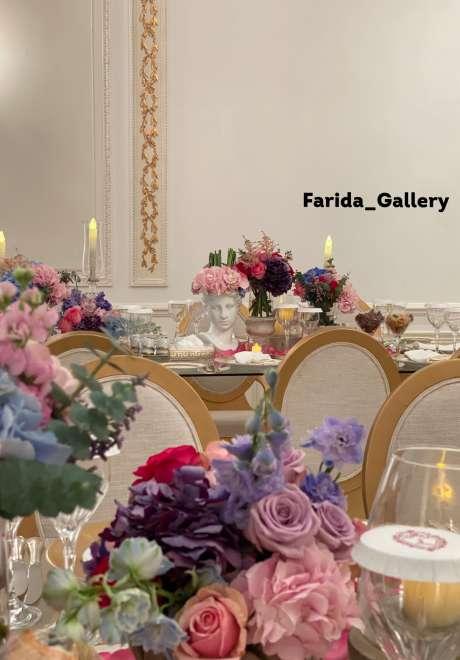 حفل زفاف بثيم روماني في جدة