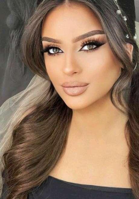 Gorgeous Fall Bridal Makeup Looks