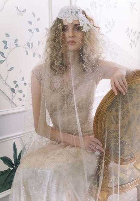 Claire Pettibone Fall 2020 Wedding Dresses
