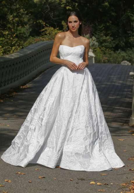 Gracy Accad Fall 2021 Wedding Dresses