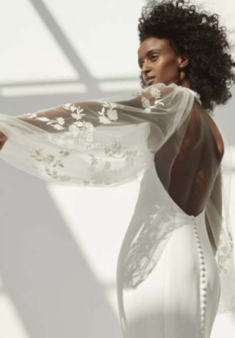 Amsale Fall 2021 Wedding Dress Collection