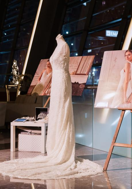 Arabia Weddings and Dubai Opera Host a Bridal Reception