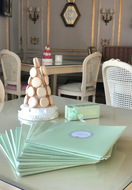 Sumptuous Brunch for Wedding Planners at Laduree Dubai