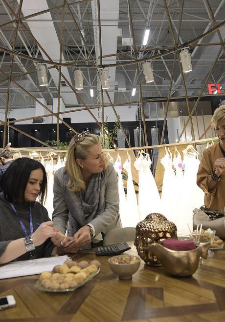 IF Wedding Fashion Izmir Becomes Center of Fashion and Trade
