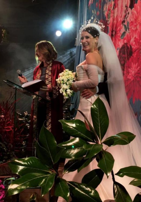 Turkish Actress Hazal Kaya Gets Married to Ali Atay