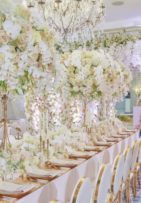 Karen Tran Floral Opulence at The Savoy London