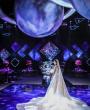 حفل زفاف من وحي الفضاء من تنظيم توني بريس