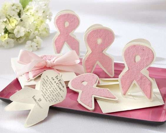 Wedding Gift Alternative: Donate to Breast Cancer Charities