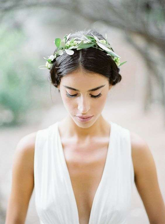 أفكار جميلة لثيم الزفاف اليوناني