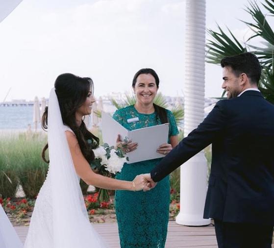 أشهر المتخصصين في إجراء مراسم الزواج في دبي