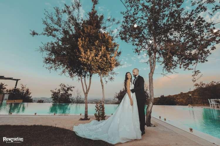 Tony Asmar and Christelle Karam in Lebanon
