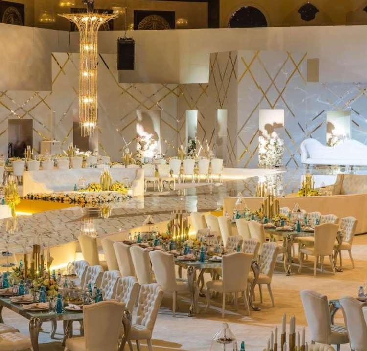 Top Wedding Halls in Qatar
