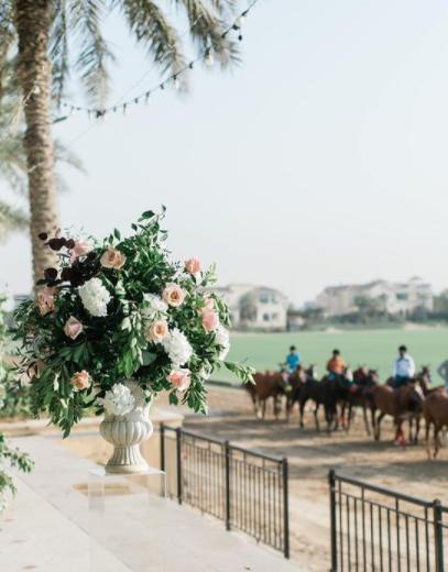 قاعات أفراح في دبي مثالية لمحبي الخيول