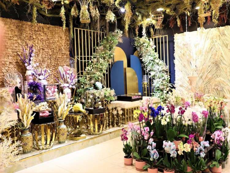 Flower Shops in Ajman