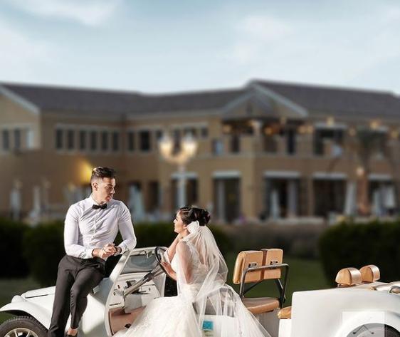 أشهر نوادي الجولف في دبي لإقامة حفلات الزفاف