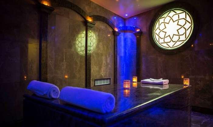 Where to Find a Moroccan Bath in Abu Dhabi