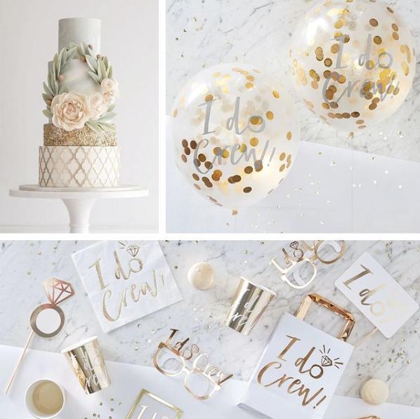 Bridal Shower Decorations in Dubai