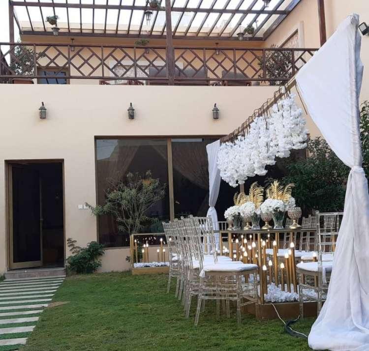 Chalets in Riyadh for Weddings