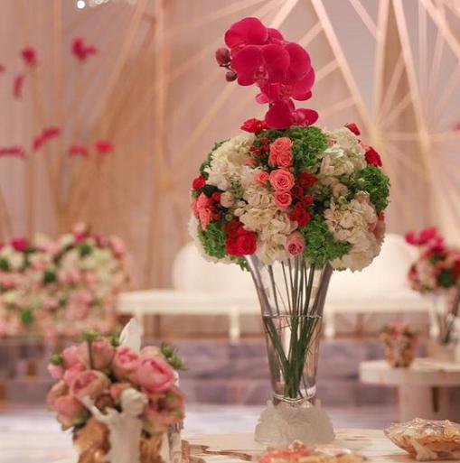 Flower Shops in Olaya Street Riyadh