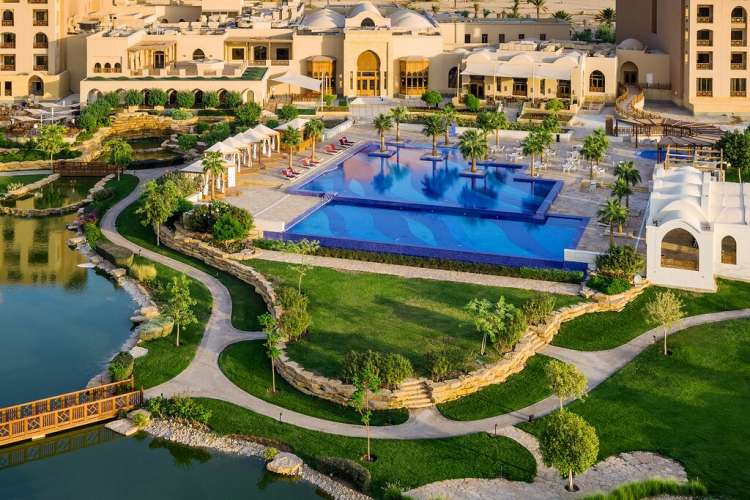 Luxurious Resorts in Riyadh