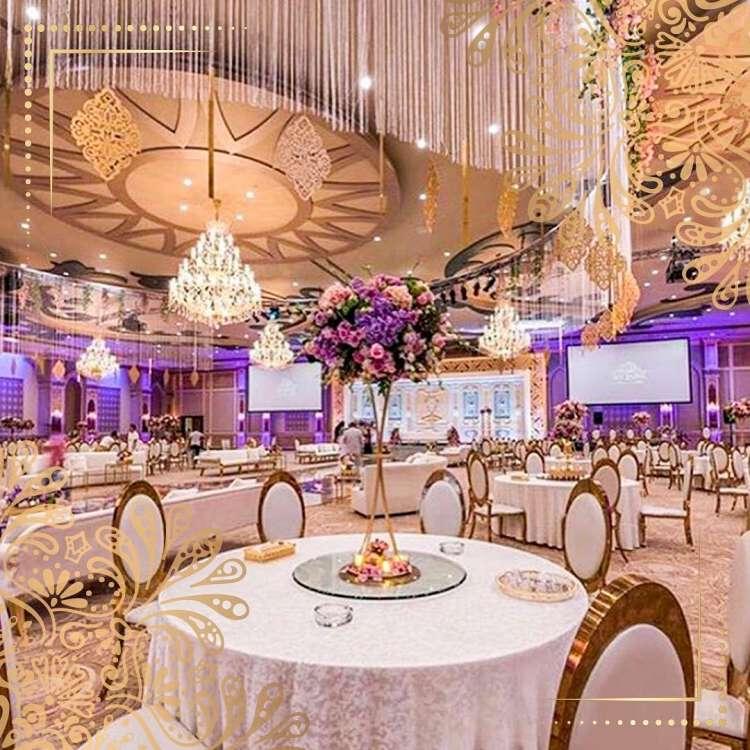 Popular Beachfront Wedding Ballrooms in Jeddah