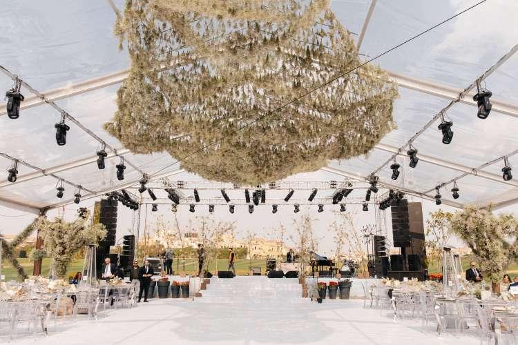 Rustic Elegance Wedding in Egypt