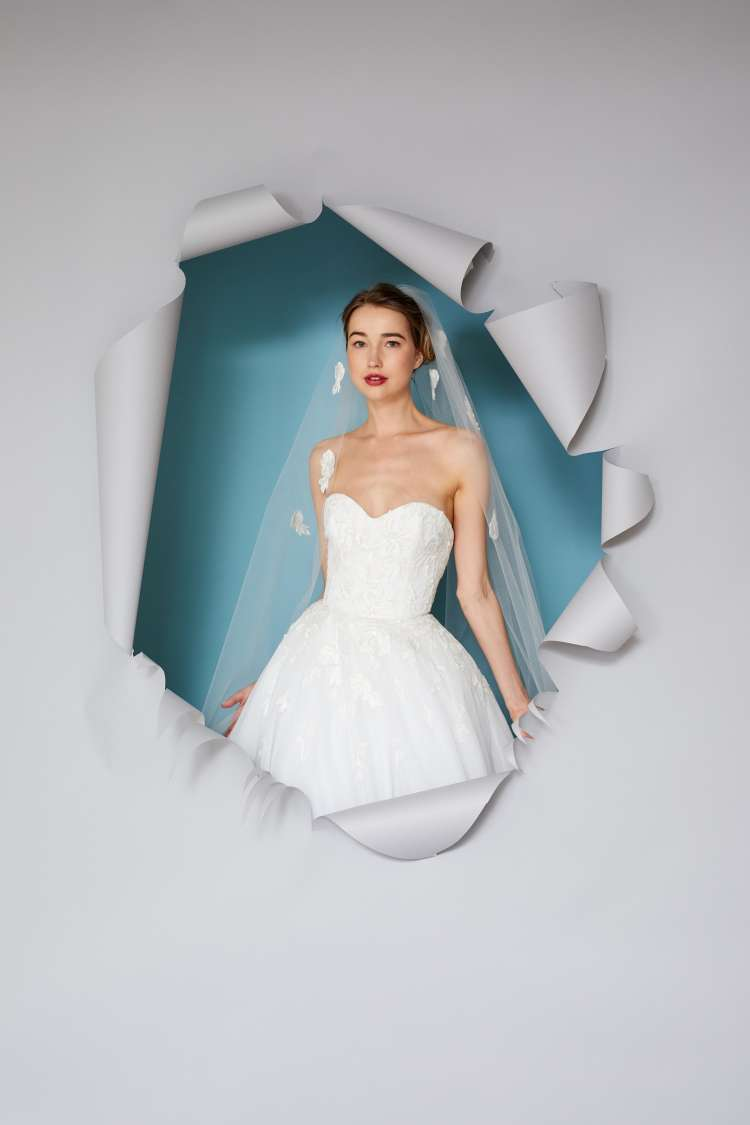 Gracy Accad Spring 2022 Wedding Dresses
