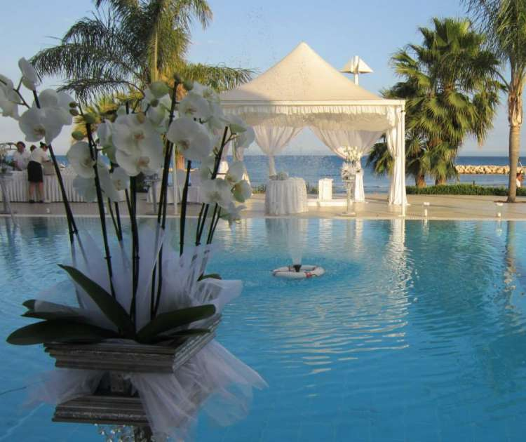 Top Wedding Venues in Larnaca