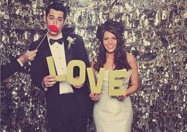 مزايا وجود فوتو بوث في حفلات الزفاف