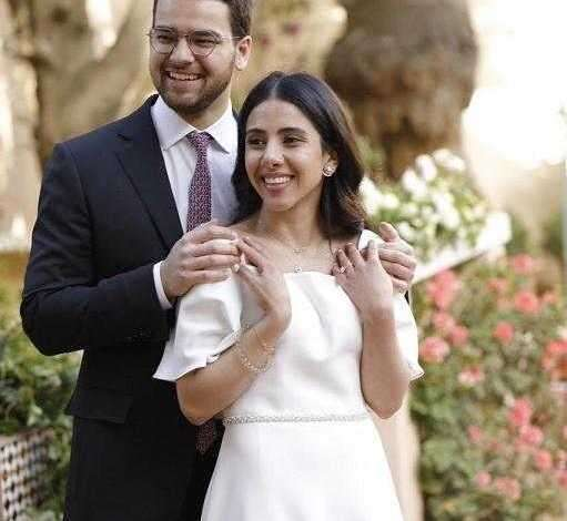 The Official Marriage of Prince Nayef Bin Asem