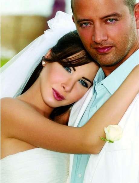 Nancy Ajram and Fadi Hashem's Wedding