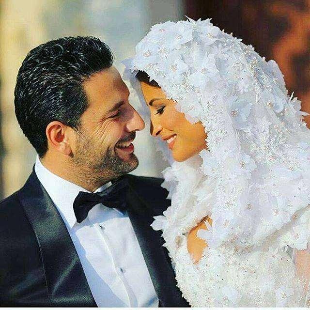 Wissam Breidy and Rym Saidi's Wedding