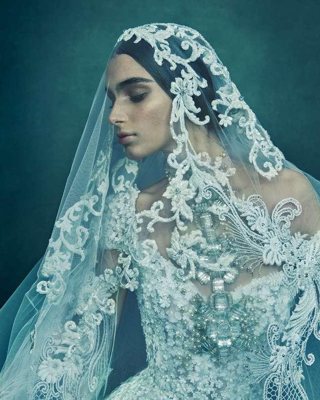 فساتين زفاف ريم عكرا 2022