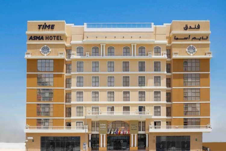 Time Opens Asma Hotel Dubai with All Female Management Team