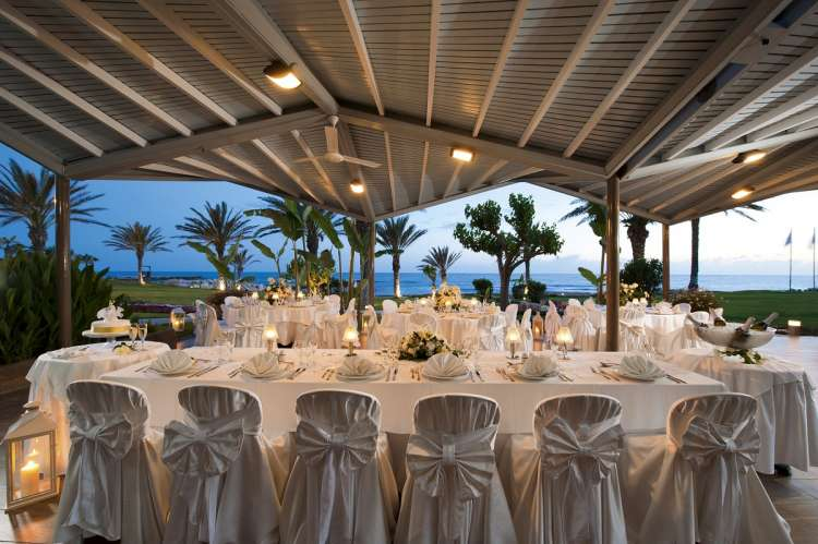 أشهر أماكن الزفاف في بافوس