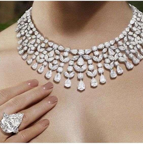 أهم النصائح للحصول على مجوهرات أنيقة لإطلالة عروس لا تنسى