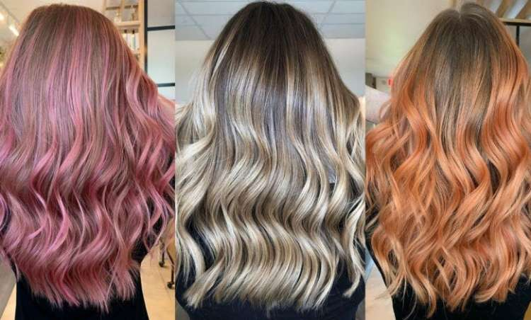 Hair Colors for Brides