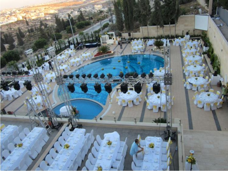 فندق جراند بارك - رام الله