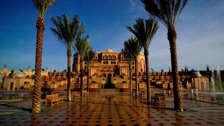 قصر الإمارات - أبو ظبي