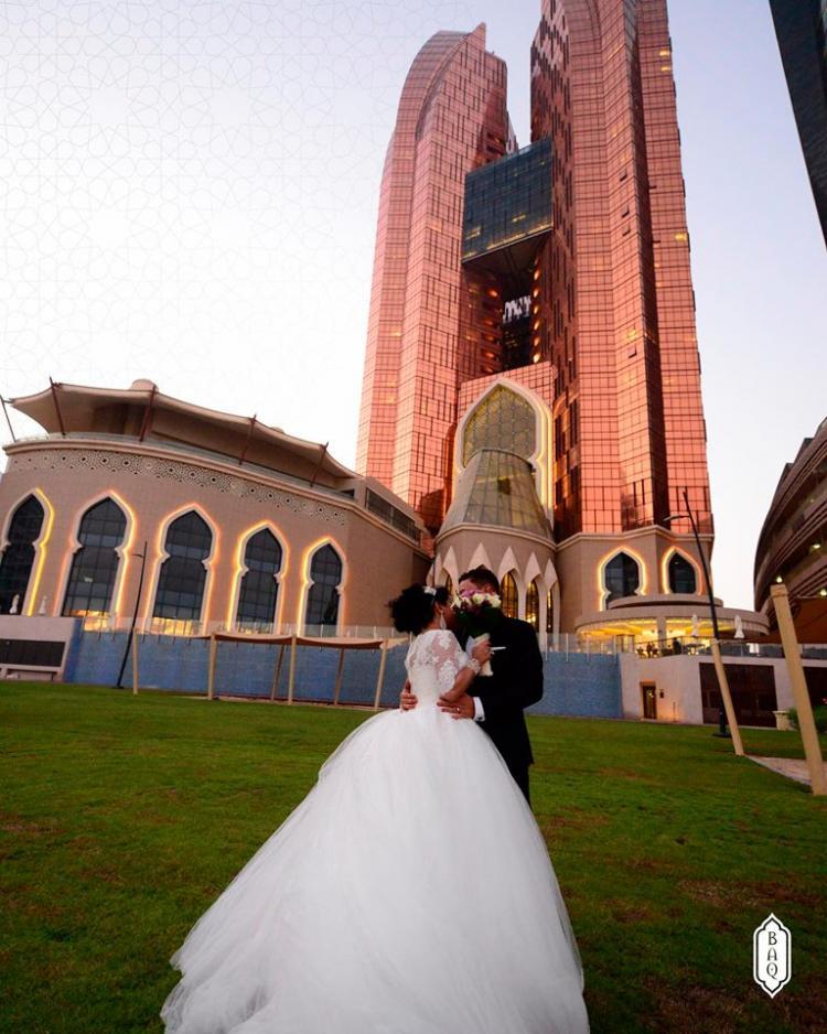 Bab Al Qasr Hotel - Abu Dhabi