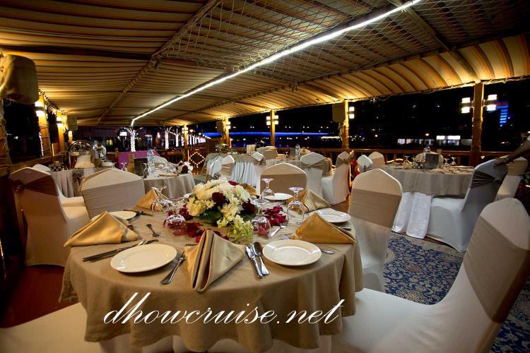 Alexandra Dhow Cruise - Dubai