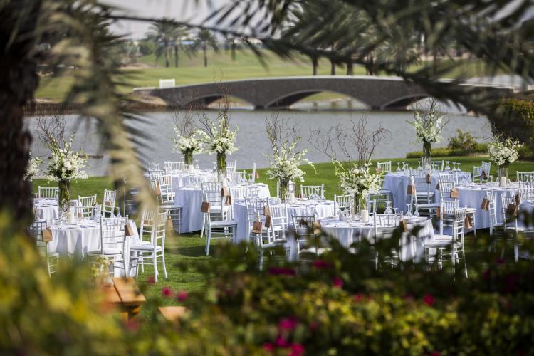 نادي المرابع العربية للجولف - دبي