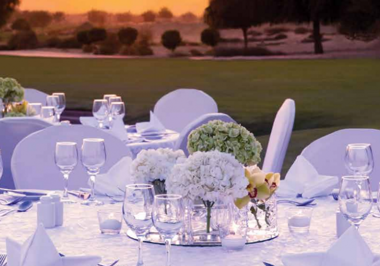 Arabian Ranches Golf - Dubai