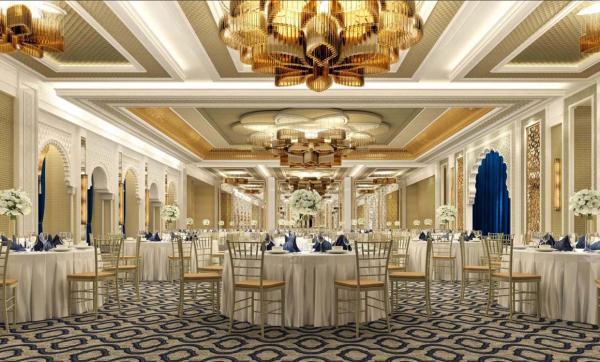 Rixos Saadiyat Island Ballroom